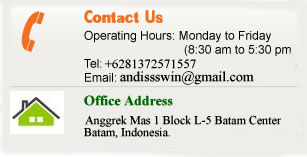 batam travel address