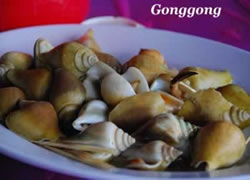Gongong The Unique Seafood in Batam