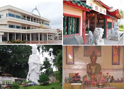 Famous Vihara and Temple in Batam